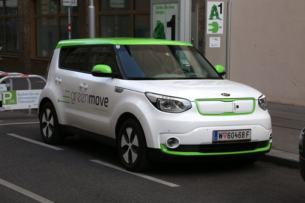 KIA - greenmove - Radio Technikum